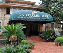 La Colombe d`Or